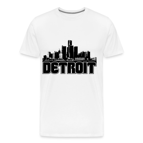 border city - Men's Premium T-Shirt