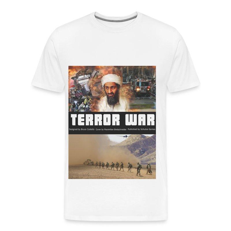 Terror hvy - Men's Premium T-Shirt