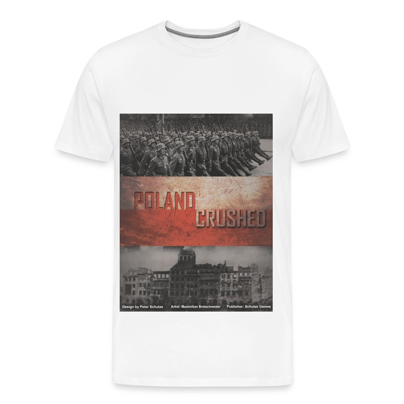 poland hvy - Men's Premium T-Shirt