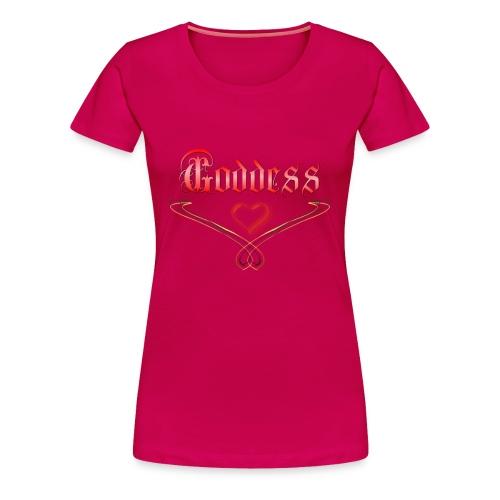 Goddess Stylish Plus Size - Women's Premium T-Shirt