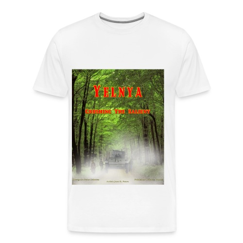 Yelnya hvy - Men's Premium T-Shirt