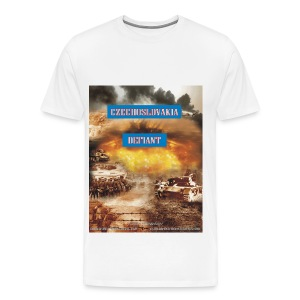 czech hvy - Men's Premium T-Shirt