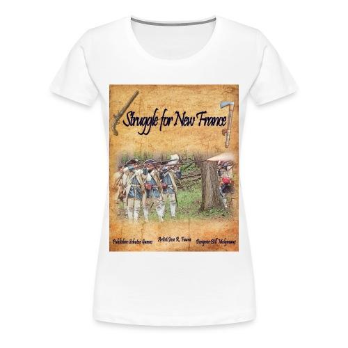 SFNF plus women - Women's Premium T-Shirt