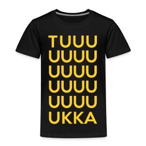 Tuuuuuuuuuuuuuuuuuuuukka - Toddler Premium T-Shirt