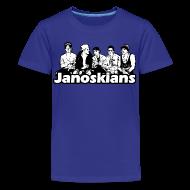 Kids' Shirts ~ Kids' Premium T-Shirt ~ JANOSKIANS BAND LOGO