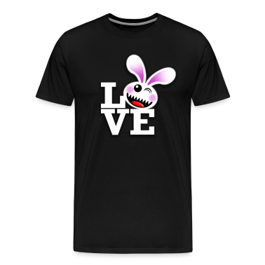 SAVAGE BUNNY LOVE T-Shirts