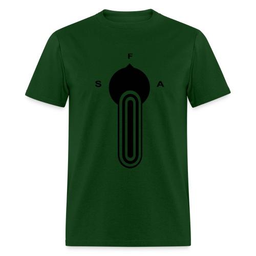 DTW - Selector - Men's T-Shirt