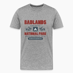 Badlands National Park T-Shirts