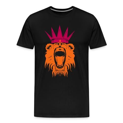 King Lebron James  T-Shirts - Men's Premium T-Shirt