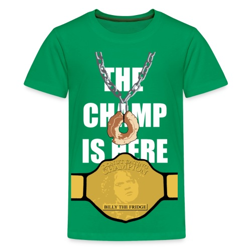 THE CHAMP IS HERE (Kid's) - Kids' Premium T-Shirt