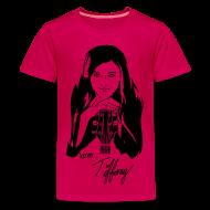 Kids' Shirts ~ Kids' Premium T-Shirt ~ Tiffany's Portrait
