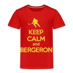 Keep Calm Patrice - Toddler Premium T-Shirt
