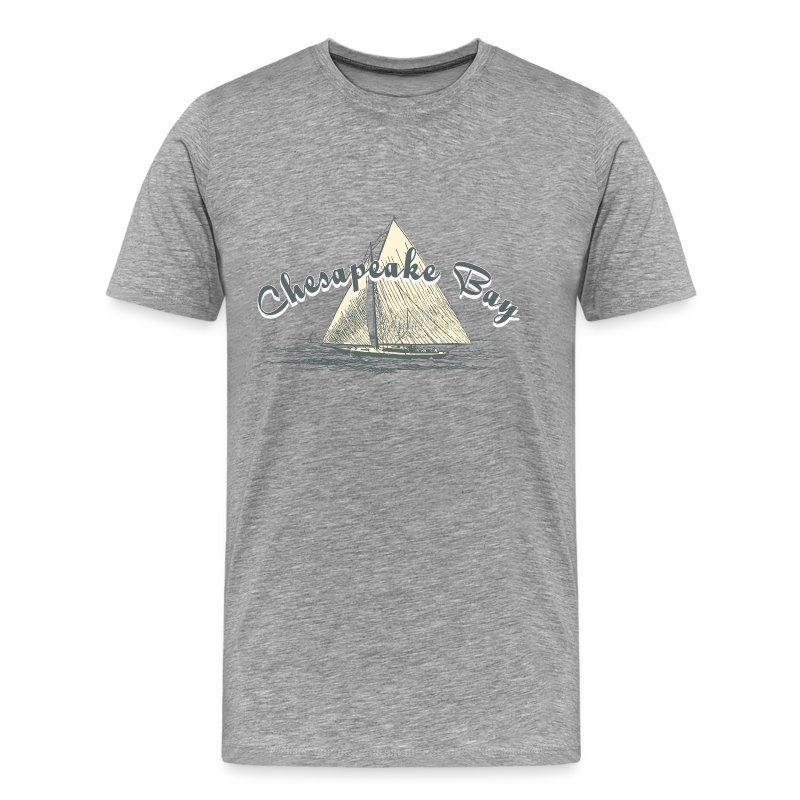 Chesapeake bay sailing t shirt spreadshirt for South bay t shirts