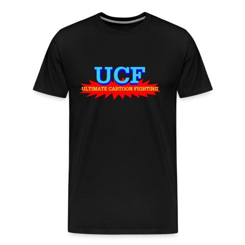 UCF LOGO TEE - Men's Premium T-Shirt