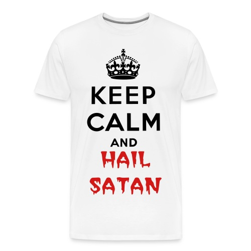 Hail Satan Mens - Men's Premium T-Shirt