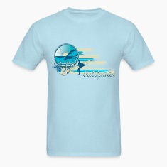 Surf California T-Shirts
