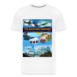 aleutian hvy - Men's Premium T-Shirt