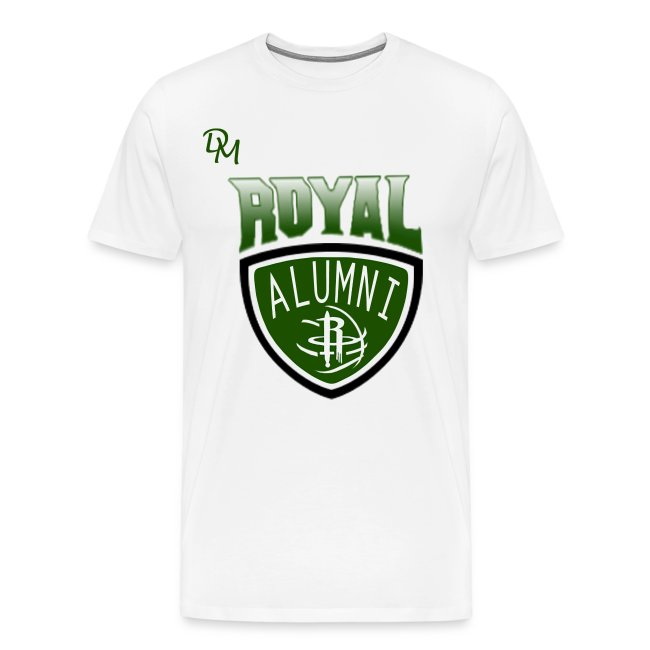 Dave Marshall ~ Royal High Alumni **All proceeds to scholarship fund**