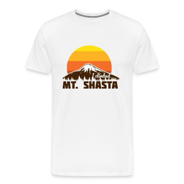 I climbed Mt. Shasta T-Shirts