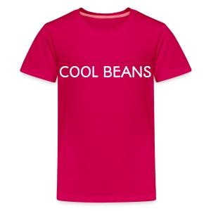 Cool Beans Tee - Kids' Premium T-Shirt