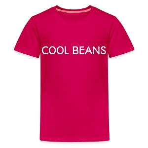 Cool Beans Tee - Kids' Premium T-Shirt