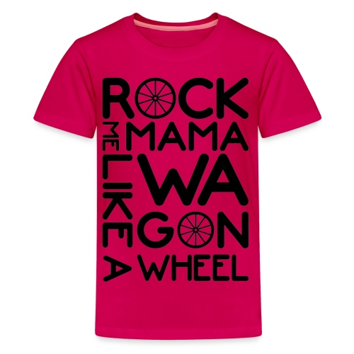 Rock Me Mama (Toddler) - Kids' Premium T-Shirt