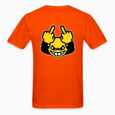 Nasty Smiley (fuck off / fuck you, 3C) T-Shirts