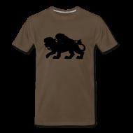 T-Shirts ~ Men's Premium T-Shirt ~ Silhouette (men's)