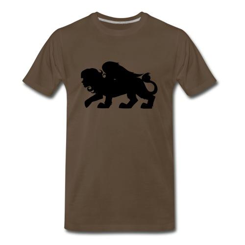 Silhouette (men's) - Men's Premium T-Shirt