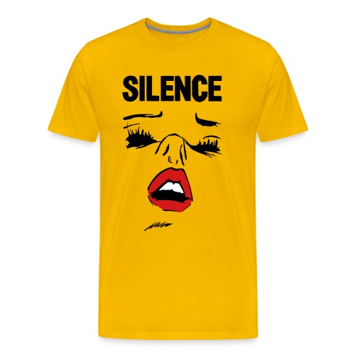 Quiet Time - Men's Premium T-Shirt