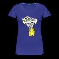 Women's T-Shirts ~ Women's Premium T-Shirt ~ Cartoon Critter