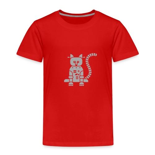 Sparkle Catbot - Toddler - Toddler Premium T-Shirt