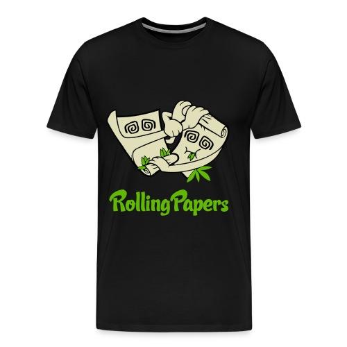 Rolling Papers - Men's Premium T-Shirt