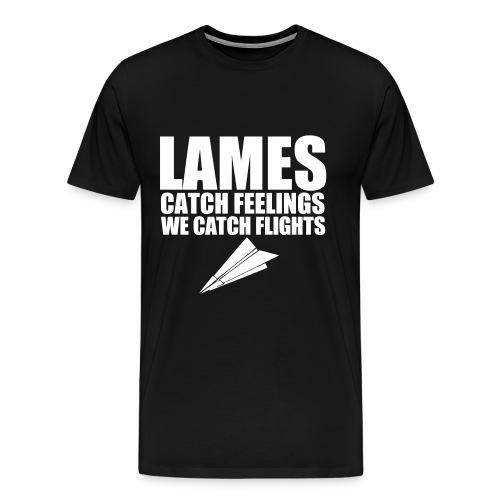 LAMES - Men's Premium T-Shirt