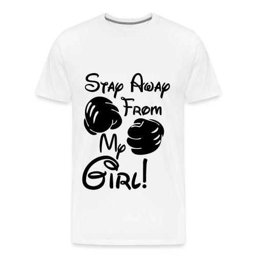 Couples Shirt - Men's Premium T-Shirt