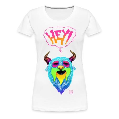 Women's Little Talks - Women's Premium T-Shirt