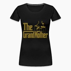 The Grandmother Women's T-Shirts
