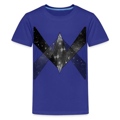 Space- Kids - Kids' Premium T-Shirt