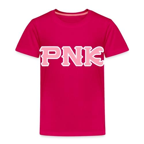 Toddler PNK - Toddler Premium T-Shirt