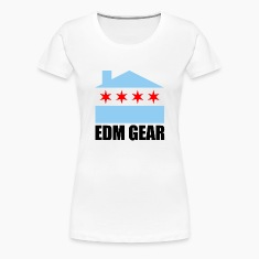EDM Gear LOGO Women's T-Shirts