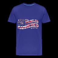 T-Shirts ~ Men's Premium T-Shirt ~ Funny 4th of July Tank Top