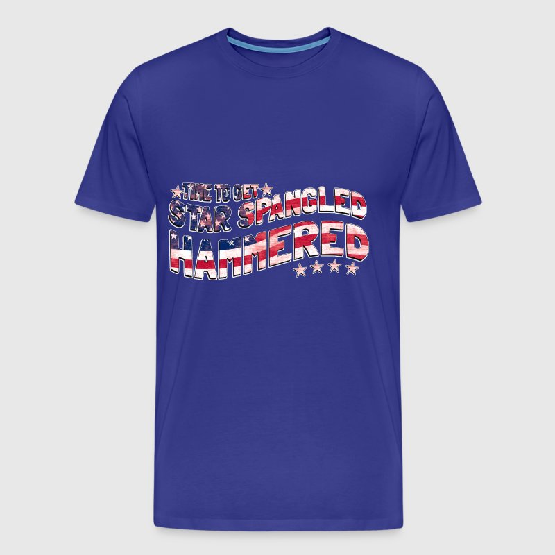 Funny 4th of July Tank Top - Men's Premium T-Shirt