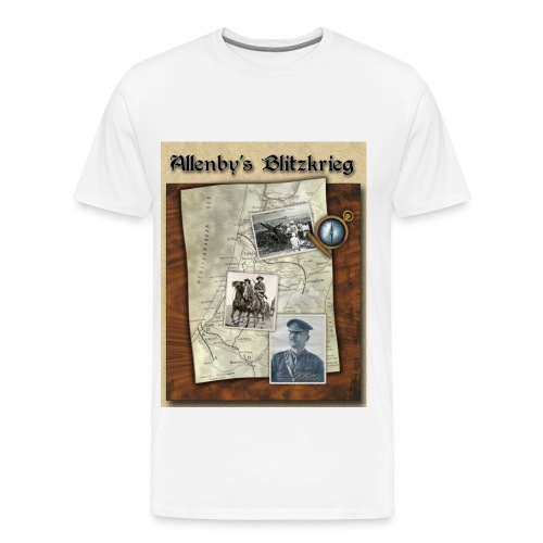 allenby hvy - Men's Premium T-Shirt