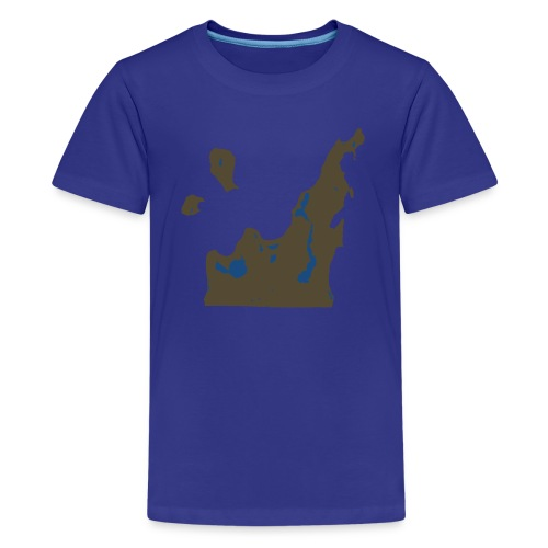 Leelanau County for kids! - Kids' Premium T-Shirt