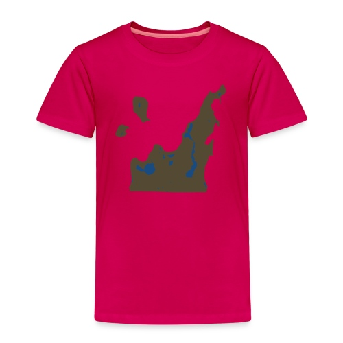Leelanau County for toddlers! - Toddler Premium T-Shirt