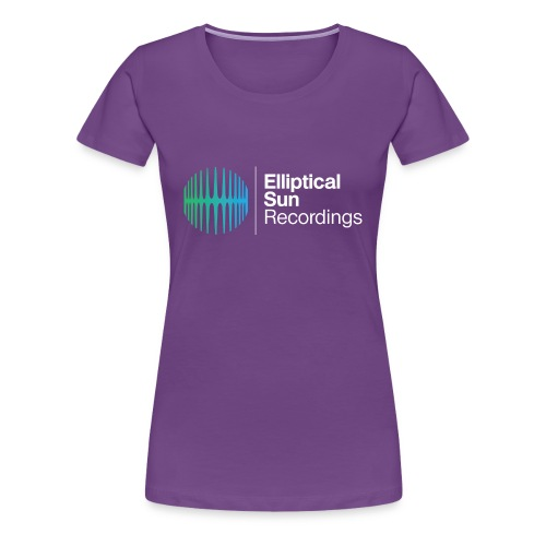 ESR Ladies Purple Tee - Women's Premium T-Shirt