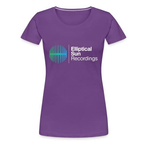 ESR Ladies Purple Tee - Women's Premium T-Shirt