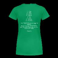 T-Shirts ~ Women's Premium T-Shirt ~ DailyStrength Spring Wish 2013