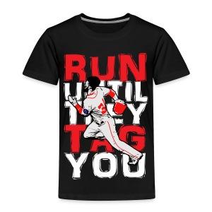 RUN TAG - Toddlers - Toddler Premium T-Shirt