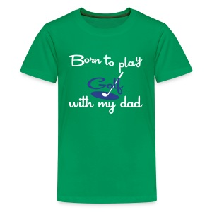 golf - Kids' Premium T-Shirt